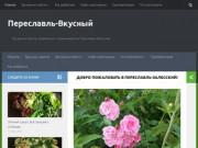 Переславль-Вкусный — Где вкусно поесть, развлечься и переночевать в Переславле-Залесском