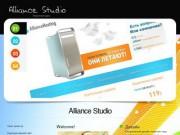Alliance Studio - дизайн компания: создание корпоративных сайтов, разработка корпоративных сайтов, дизайн сайтов, разработка логотипов и баннеров