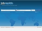 Jobrapido - Хотите найти работу? Поиск работы по всем вакансиям со всех сайтов по трудоустройству в России и мире