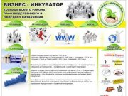 Бизнес-Инкубатор Колпашевского района