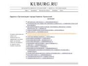 Деловой Каменск-Уральский - Адреса, Организации