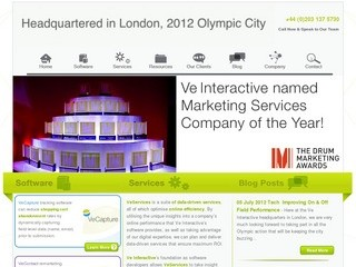 Digital Marketing and Ecommerce Software and Services - VeInteractive.com