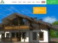 Компания Крон занимается строительством загородных домов из дерева. (Россия, Московская область, Москва)