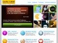 Llweb.ru — Lucky Label - Студия Дизайна и Web-разработок.