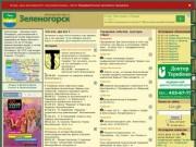 Официальный сайт Зеленогорска