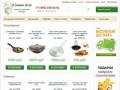 Интернет-магазин бытовой посуды «Юлькин Дом» с доставкой по Москве и всей России.