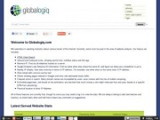 Globalogiq.com is a repository of information and statistics on many facets of the Internet.
