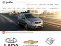 Русьавто Ставрополь Главная страница - Автосалон Русь Авто: автомобили LADA