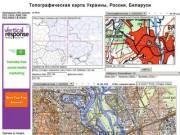 город (c 1785г.) Ставрополь на картах