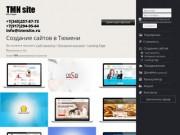СОЗДАНИЕ САЙТОВ Тюмень, заказать, цены, стоимость, веб студия, недорого под ключ | «Tmn Site»