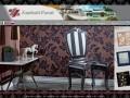 Zambaiti Parati Spa - Via pertini 2 - 24021 Albino (Bg) Italia - P.IVA e C.F. IT01780680169 Registro Imprese di Bergamo n.01780680169 - Cap.Soc.: € 5.500.000 i.v. (обои из Италии)