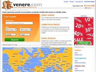 Hotels, hotel reservations, from luxury to cheap hotels - venere.com (Find and book 104,000 hotels)