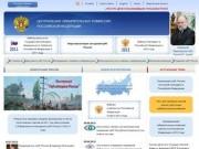 Результаты выборов Президента РФ (2012) Информационный центр ЦИК России (официально)