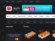 Izumi   Ресторан доставки японской и европейской кухни в Красноярске