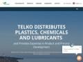Telko занимается поставками пластмасс, промышленной химии и смазочных материалов (Россия, Московская область, Москва)