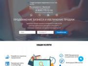 Продвижение бизнеса в интернете Жуковский, Раменское