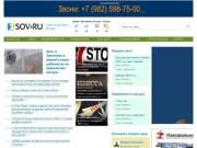 1SOV.RU— информационно-сервисный портал Советского района и Югорска ХМАО-Югры