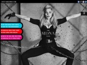 Madonna's official web site and fan club, featuring news, photos, concert tickets, merchandise, and more (Мадонна - официальный сайт)