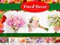 Flora-decor05.ru — Салон цветов: свадебные букеты, оформление зала, оформление машин цветами в Махачкале.