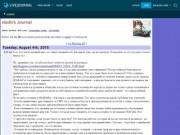 vladiv's Journal (vladiv - LiveJournal.com)