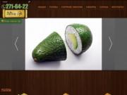 Сайт доставки суши в Красноярске (Россия, Красноярский край, Красноярск)