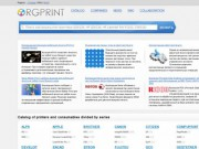 Отраслевой информационный портал ORGPRINT.com (отраслевой информационный веб-ресурс о расходниках для печати)