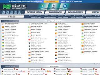 Любителям футбола: футзал онлайн. Добро пожаловать на сайт!