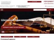 Адвокат по уголовным делам в Санкт-Петербурге (Россия, Ленинградская область, Санкт-Петербург)
