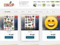 Интернет-магазин наклеек и стикеров (Россия, Московская область, Москва)