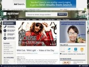 The Ultimate Music Blog for Free MP3s, Free CD Listening, Discovering New Artists - Spinner (Free CD Listening weekly, MP3 downloads and music news daily, plus exclusive interviews and live podcasts from music's most influential artists)