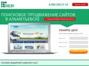 Создание и продвижение сайтов в Альметьевске
