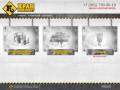 «КРАН Комплект» один из ведущих поставщиков кранового, промышленного электрооборудования и малых грузоподъемных механизмов в России и странах СНГ. (Россия, Челябинская область, Челябинск)