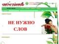 """Сеть магазинов """"Цветы Садовод"""" г.Омутнинск"""