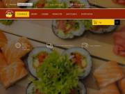 СанФиш Суши - Доставка суши и ролов в Новосибирске!
