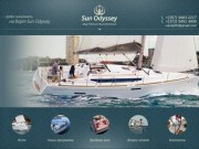 Sun Odyssey, незабываемый отдых на парусной яхте. (Другие страны, Другие города)