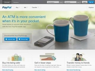Система PayPal - возможность отправлять средства по электронной почте кому угодно. Пользование системой PayPal бесплатно для потребителей. PayPal поддерживает работу с существующими банковскими картами и текущими счетами. Вы можете возвращать долги, брать