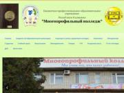 Бюджетное профессиональное образовательное учреждение Республики Калмыкия