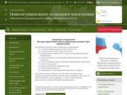 Администрация Новолеушинского сельского поселения Тейковского муниципального района Ивановской