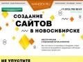 Создание сайтов в Новосибирске   Разработка сайтов и продвижение