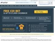 Betfair.com: ставки онлайн, спортивные ставки, скачки, футбол, Bet покер, казино и игры