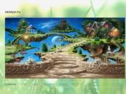 Сезея Ландшафтный дизайн в Тамбове Ландшафтное проектирование 72-54-51
