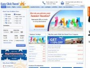 Easy Click Travel - Find The Best Hotels, Vacation Packages, Flights (Biggest savings in the world's most appealing vacation spots!)