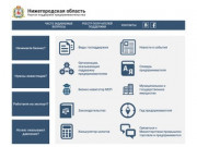 Портал поддержки предпринимательства Нижегородской области