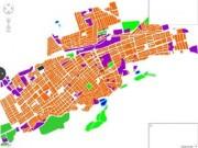 Labinsk MAP - карта г. Лабинска
