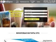 Виниловые магниты Киров Кировская область