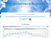 Норвежский сайт прогноза погоды в г.Смоленск и Смоленская область . (Россия, Смоленская область, Смоленск)