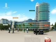 Торгово-деловой центр «Александрия» в г. Сочи