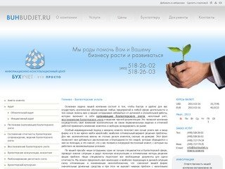 Бухгалтерский аутсорсинг: Ведение, организация и восстановление бухгалтерского учета