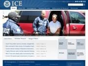 U.S. Іmmіgratіon and Customs Enforcement (Информация Департамента внутренней безопасности США)