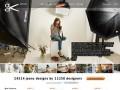 «Getwear» - джинсы по собственному дизайну